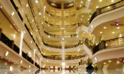 Berjaya Times Square Shopping-Mall