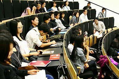 educational opportunities for Thai students