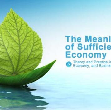 The Sufficiency Economy