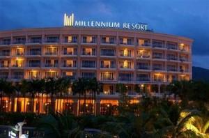Millennium Resort Patong in Phuket, Thailand.