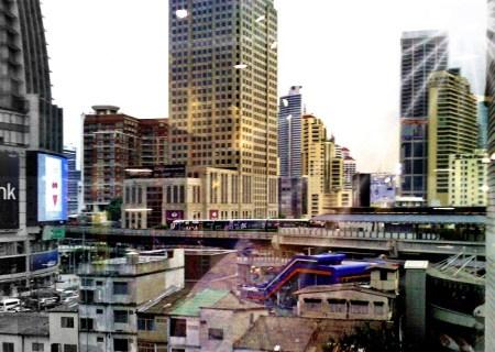 Bangkok BTS building