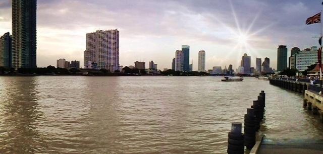 Bangkok River Property