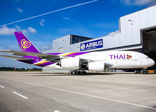 Thai Airways Airbus 380