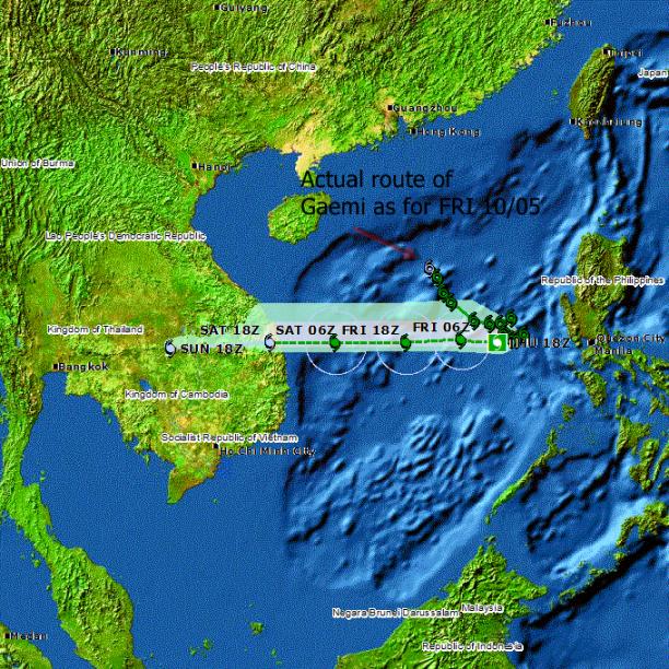 gaemi05102012 Pacific Disaster Center