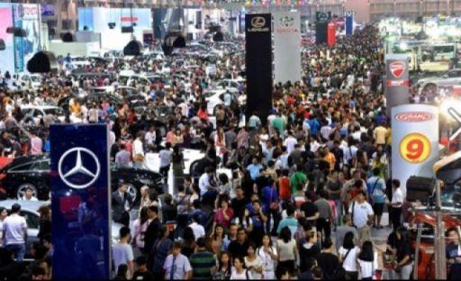 Motor Expo 2012 Thailand