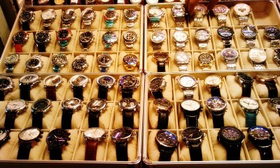 MBK fake watches