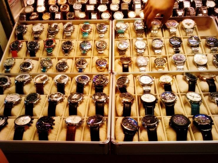 MBK fake watches
