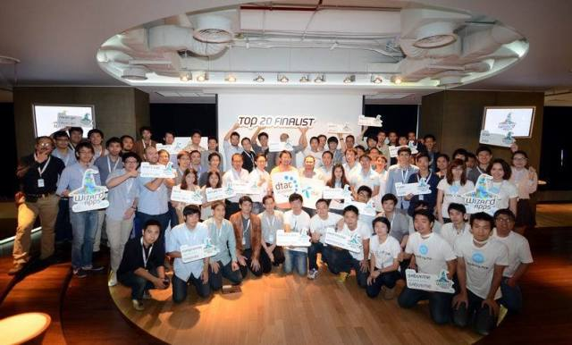 AIS and Dtac, number one and two in the mobile market, already launched their incubation program a few months ago.