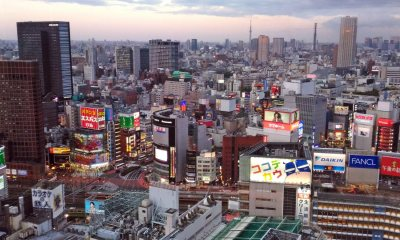 Activity in Japan also remained strong, with transaction volume rising 30%