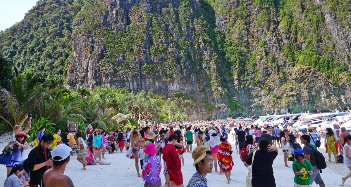 Thailand hits 33 millionth tourist arrival, on its way to new record year