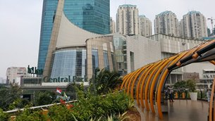 Photo: Central Park Mall Jakarta is one of the successful projects of Pakuwon Jati.