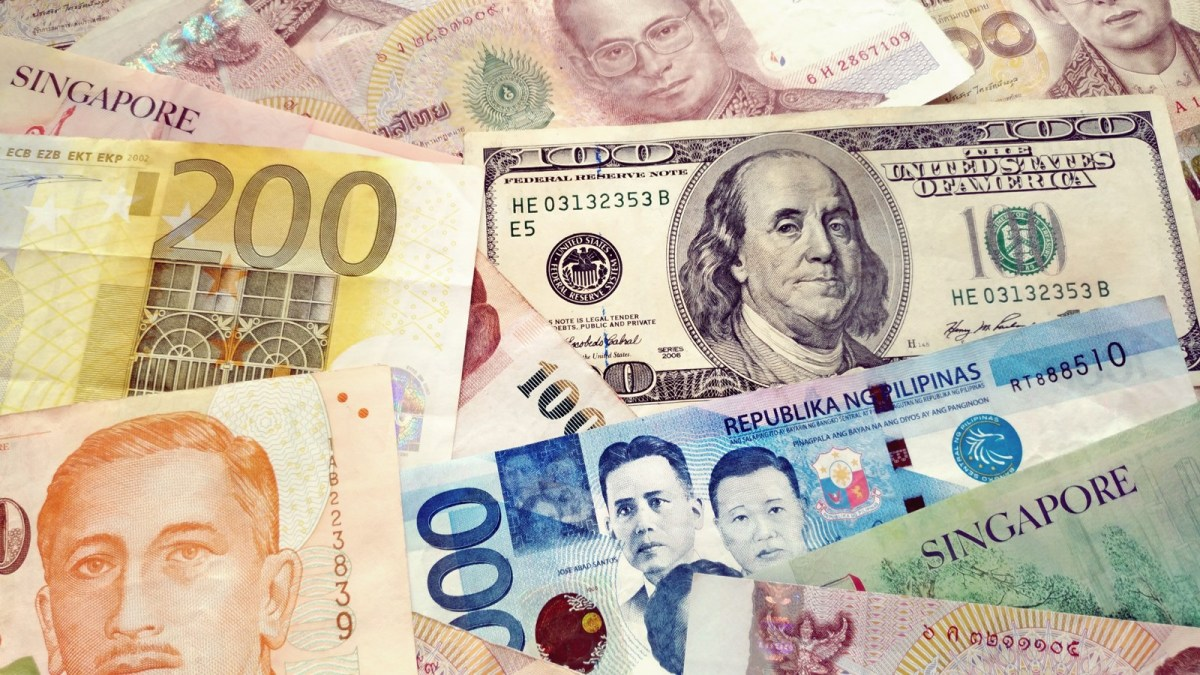Thai baht hits new record high in two years