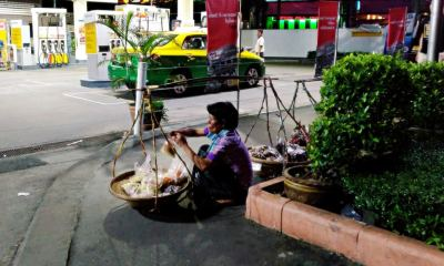 Street vendor in Bangkok