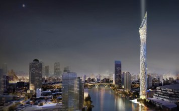 Bangkok Observation Tower