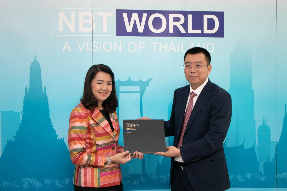 Xinhua partners with Thailand's Public Relations Department (PRD) for joint media development