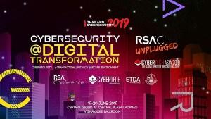 ETDAtoorganizeThailandCyberSecurity2019