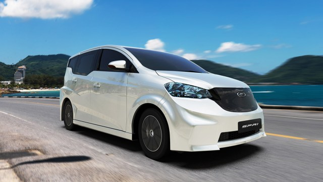Electricity provider is building the first EV made in Thailand