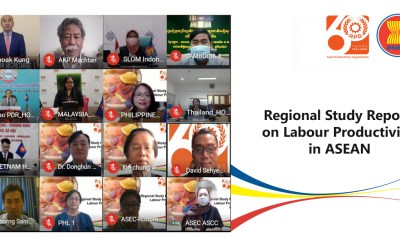 ASEAN promotes higher labour productivity for the region
