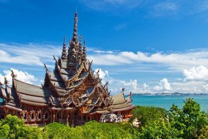 sanctuary-of-truth Pattaya