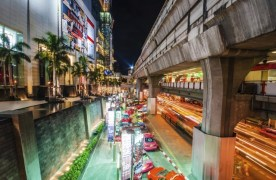Thai Economy Expected to Improve in Second Half