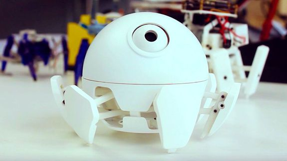 China's Xpider robot is inspired by the magic of Pixar films