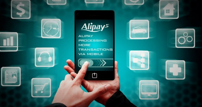 China's Alipay mobile payment platform and TAT sign letter of intent