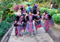 Thailand Festivals January 2016