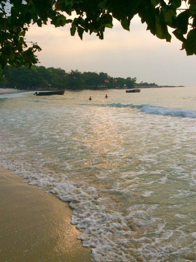 Koh Samet Wong Duan beach