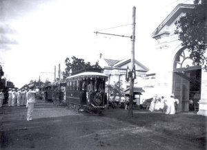 Trams in Thailand