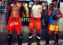 7 Muay Thai training camp