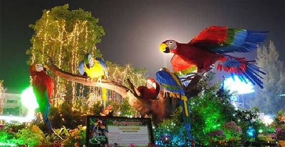 Straw Bird Fair 2016 Thailand