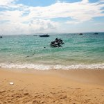 Nuan beach Koh Larn travel Thailand