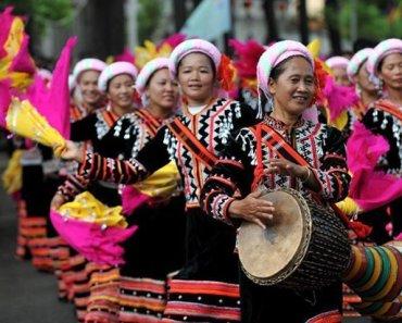 Lahu People Thailand