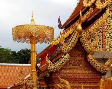 Chiang Mai sights Thailand