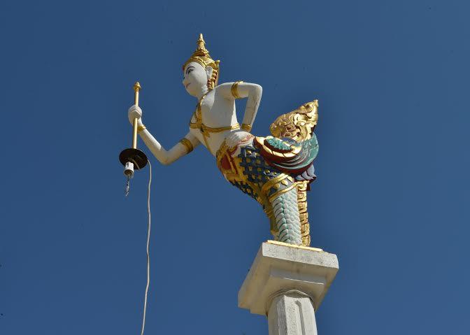 Wat Khao Din Kanchanaburi