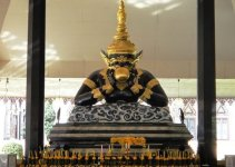 Thailand and the God of Darkness