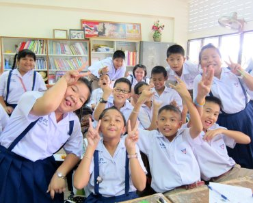 Foreign teachers