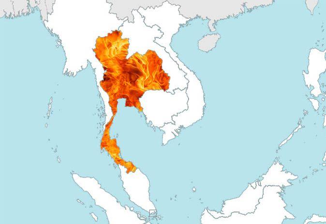 Thailand experiences longest heatwave in 65 years