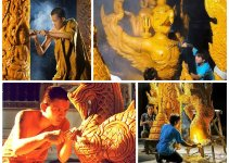 Thailand's Candle Festivals