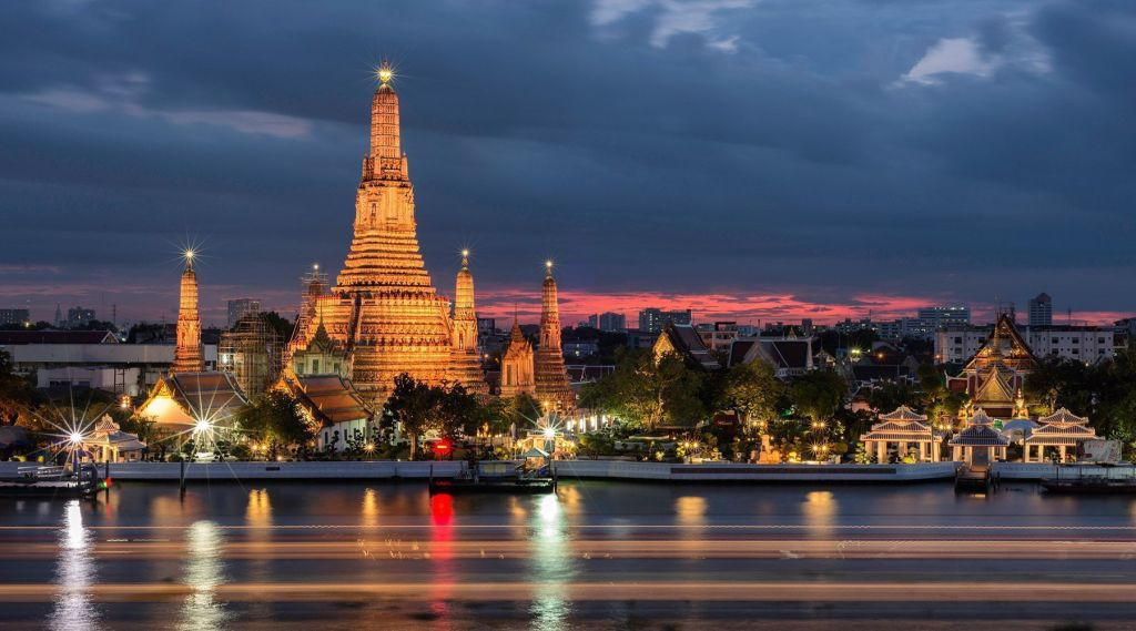 Bangkok Capital of Thailand