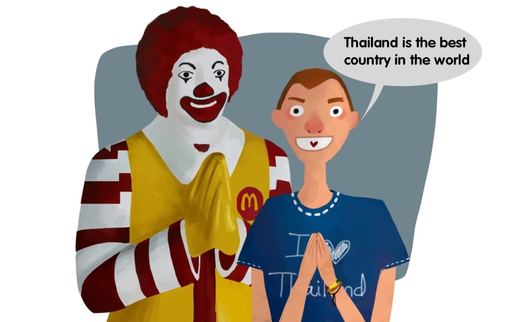 Thailand Expats