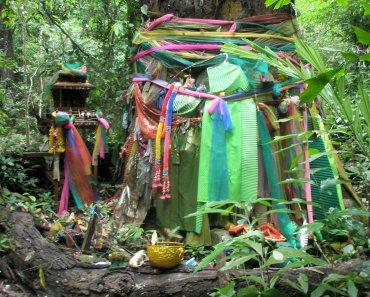 Thai Superstition