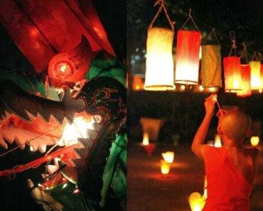 Thailand festivals Wan Awk Pansa
