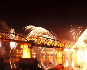 Thailand Festivals River Kwai