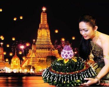 Thailand Festivals November 2016