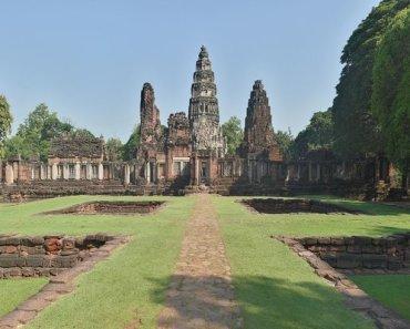 Thailand Festivals Phimai