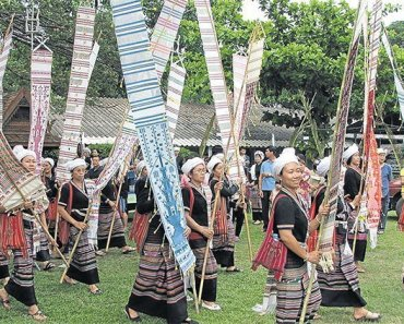 Thailand Hill tribes The Thai Lue