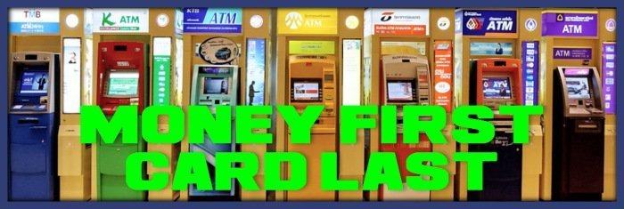 Thailand Currency, Banks, ATM's and more...