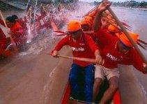 Bangkok International Swan Long Boat Races