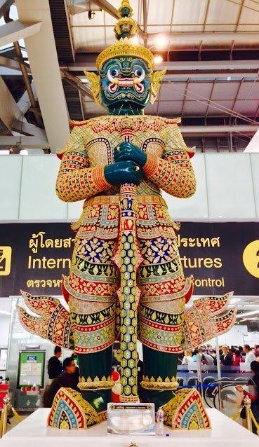 Bangkok Airport Thailand